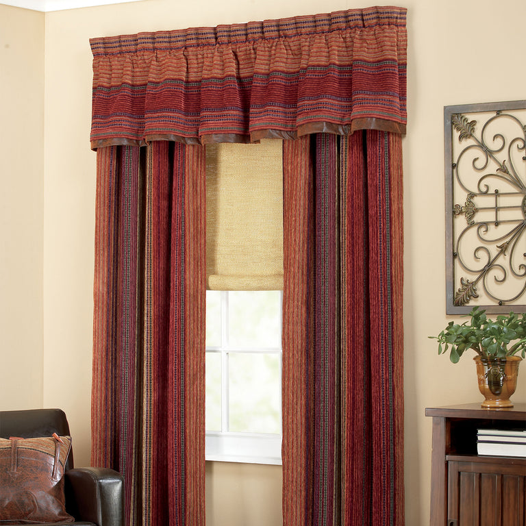 Plateau Curtain Panel Pair