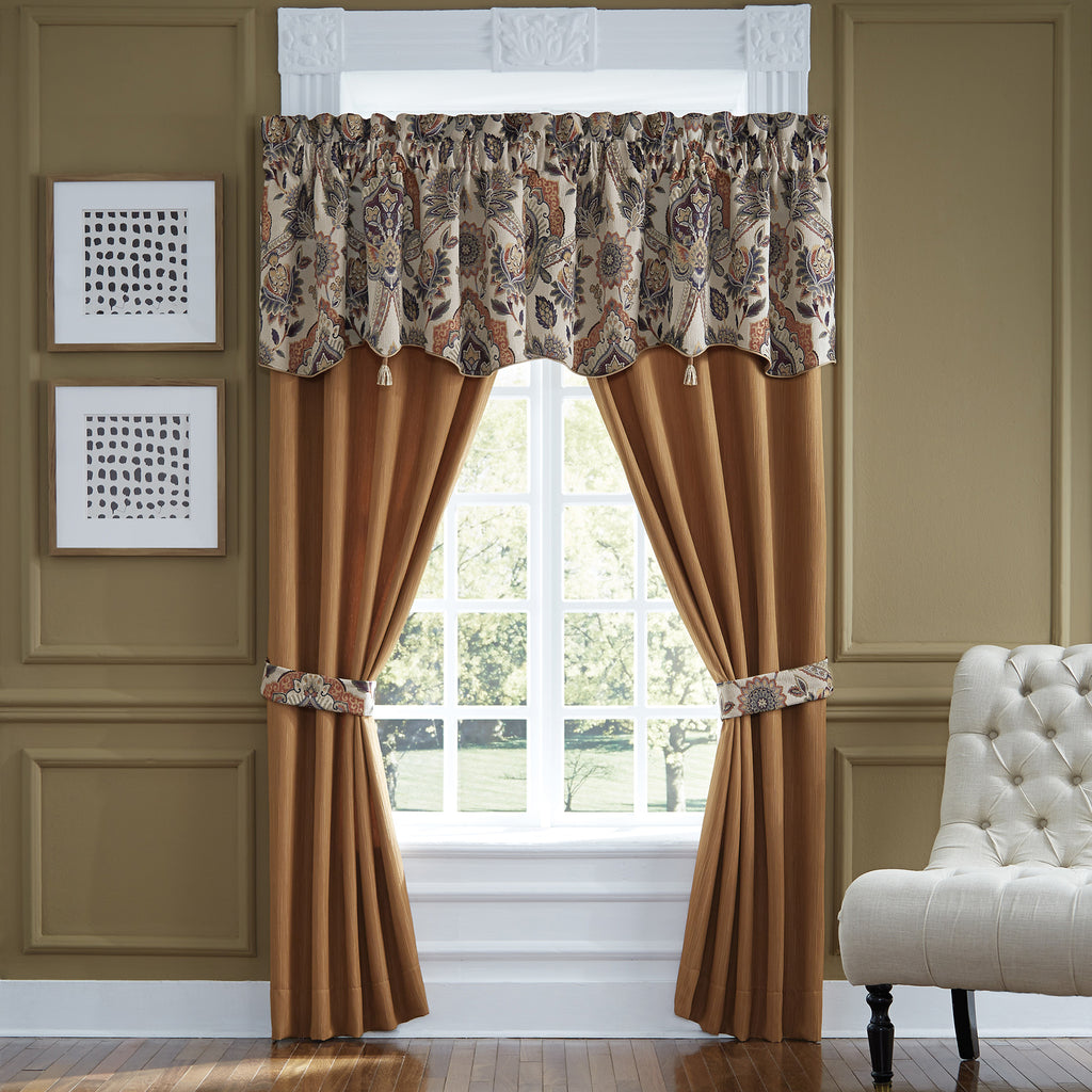 Callisto Curtain Panel Pair