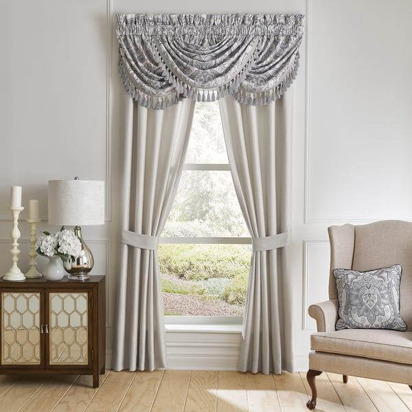 Seren Curtain Panel Pair