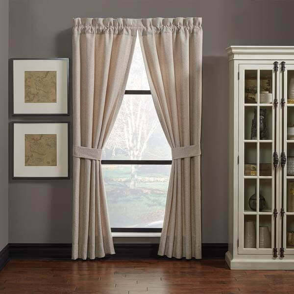 Nerissa Curtain Panel Pair