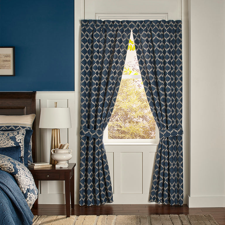 Madrena Curtain Panel Pair