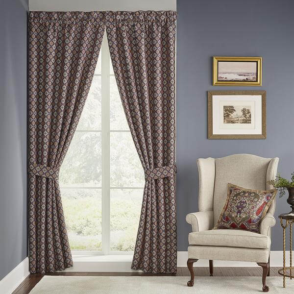 Margaux Curtain Panel Pair