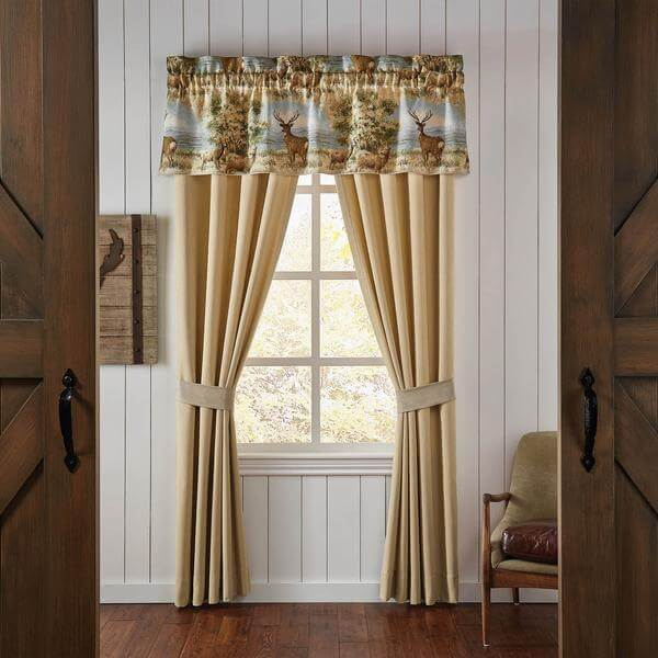 Cold Springs Curtain Panel Pair