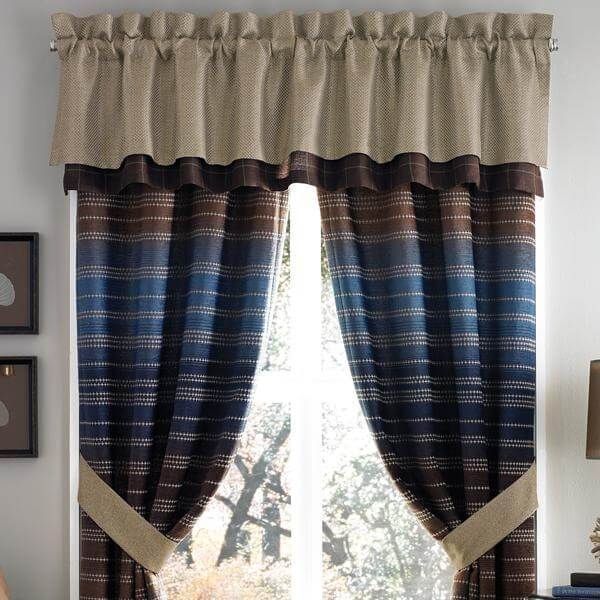 Clairmont Tailored Valance