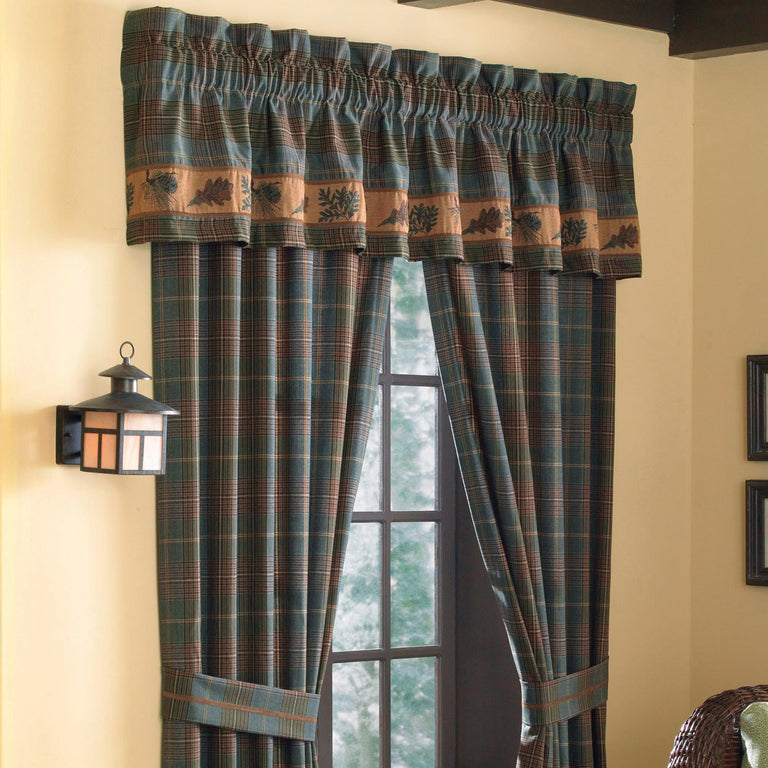 Caribou Tailored Valance