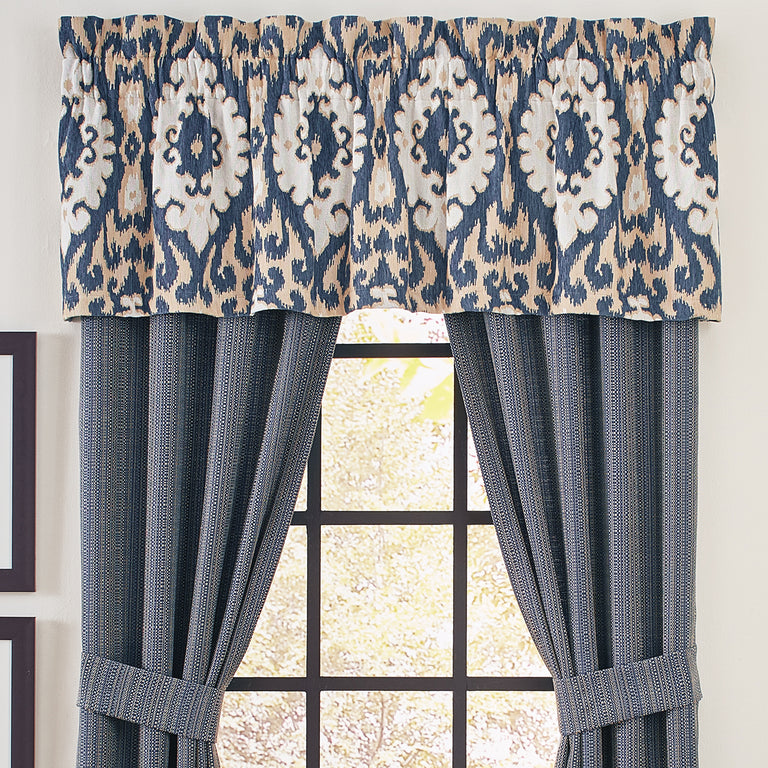 Kayden Tailored Valance