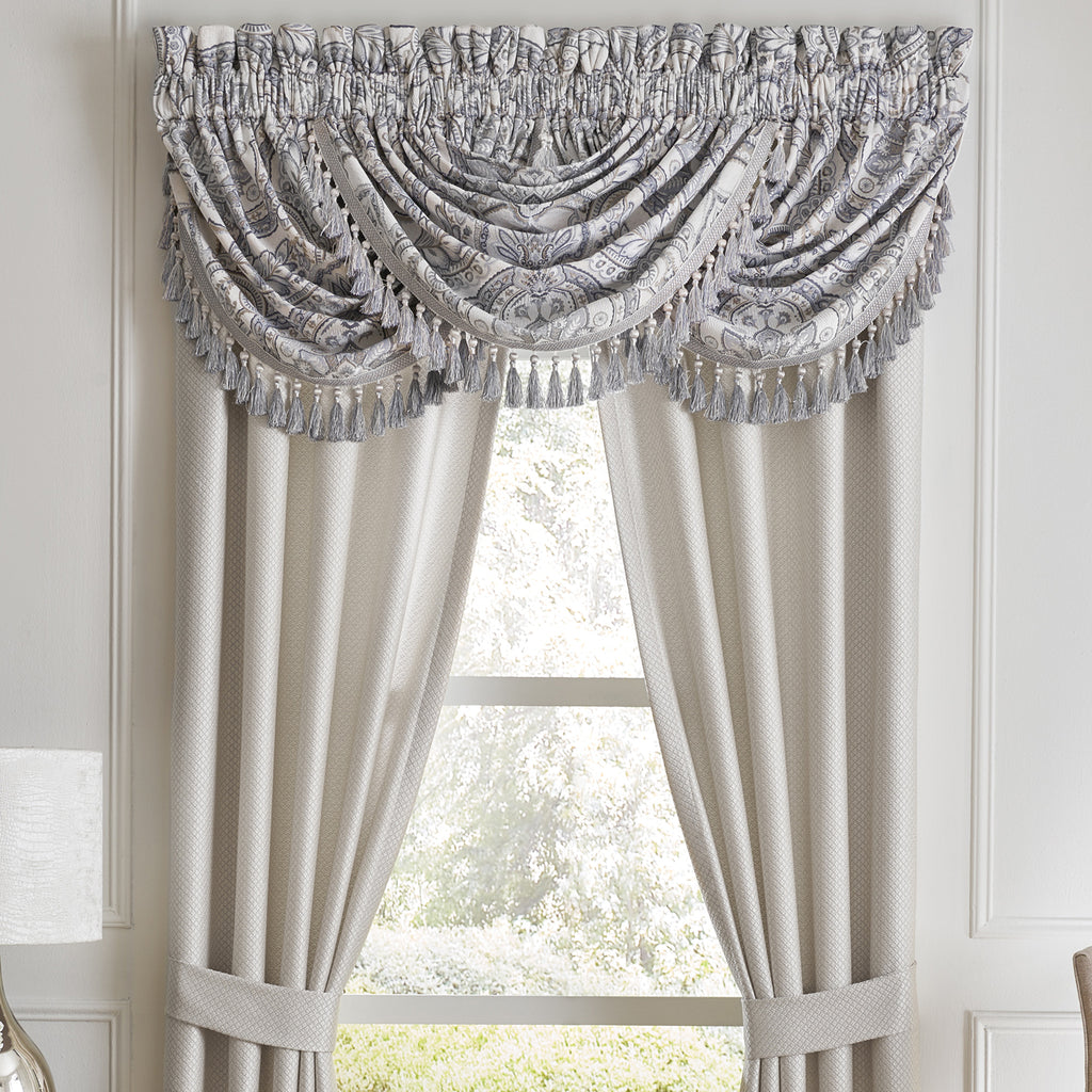 Seren Waterfall Valance