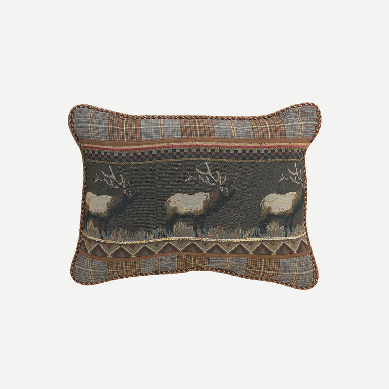 Caribou Boudoir Pillow
