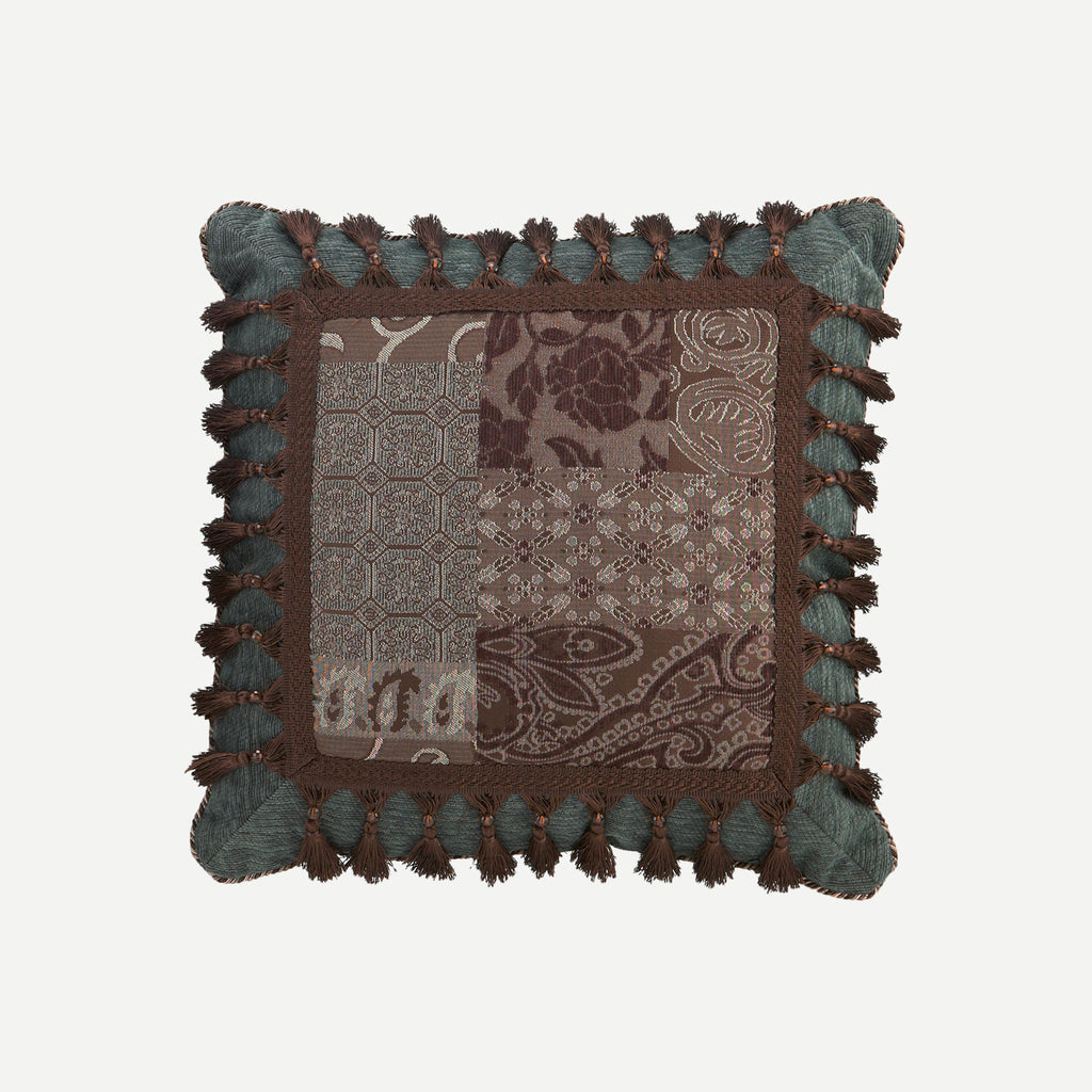 Galleria Brown Fashion Pillow