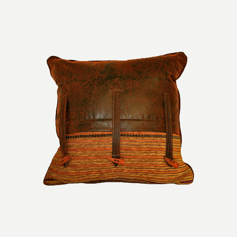 Plateau Horn Fashion Pillow
