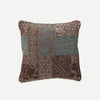 Galleria Brown Square Pillow