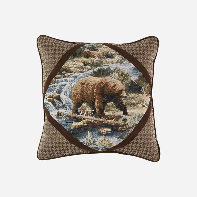 Kodiak Square Pillow