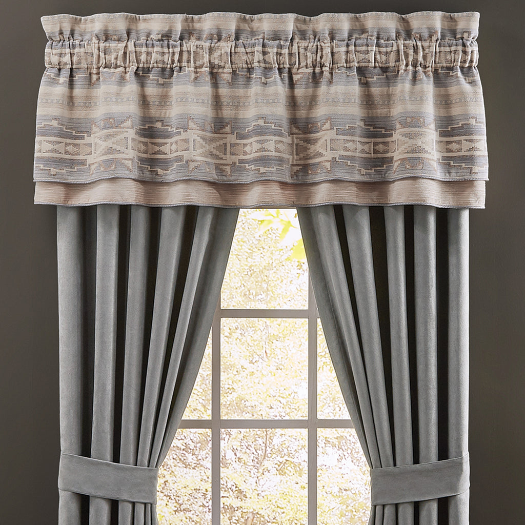 Ansonia Double Layer Valance