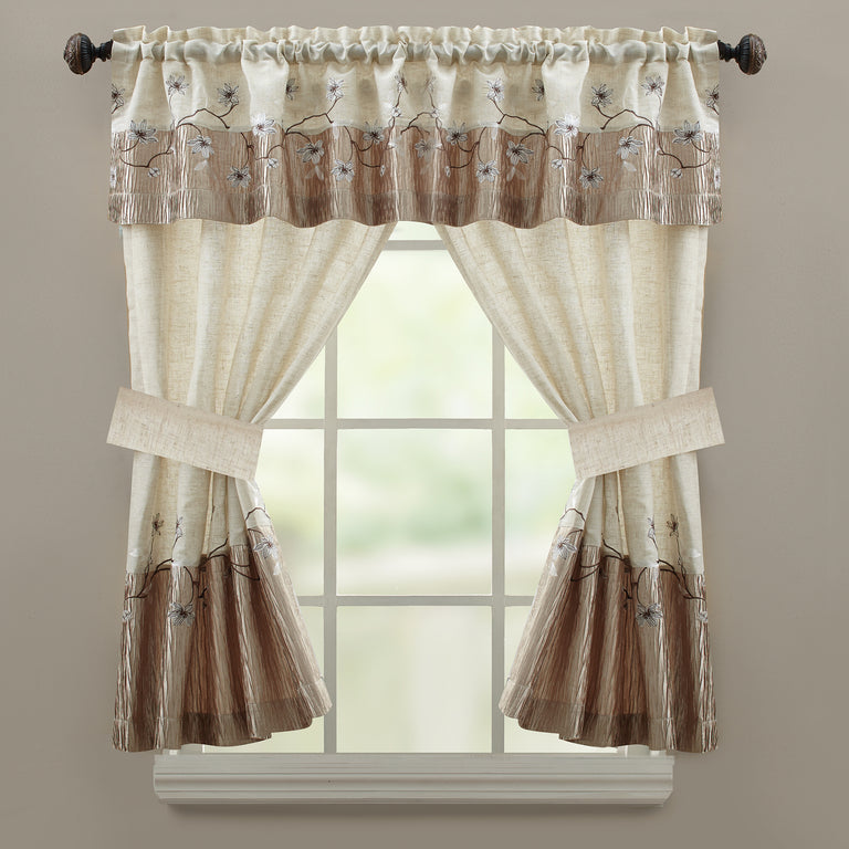 Magnolia Window Valance