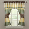 Fairfax Taupe Window Panel Pair