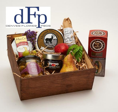 Local Farmhouse Cheese  Salumi and accompaniments - Denver Flower Pros LLC : gift baskets denver - princetonregatta.org