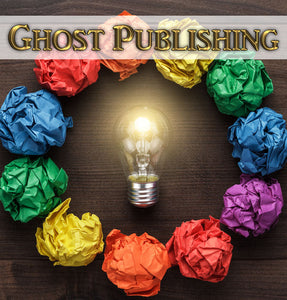 VIP GHOST WRITING & PUBLISHING —All Done For You Publishing—Own 100% of Your Rights & Royalties