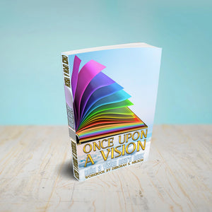 Once Upon a Vision: Build a Vision Board Book Workbook