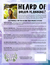 Do the Dream—Dream Planning Journal