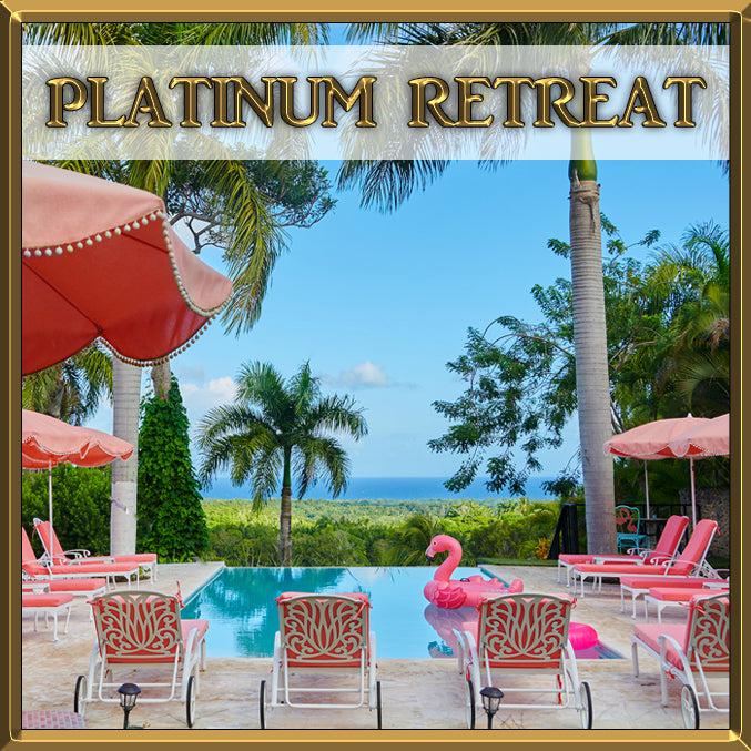 PLATINUM—1 Mth Publishing Flamingo Jungle, R.D. Retreat