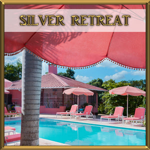 SILVER—1 Wk Private Writing Retreat Flamingo Jungle, R.D.