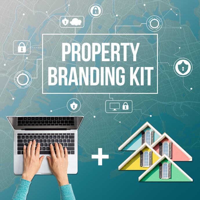 WINTER PROMOTION—Property Branding Kit