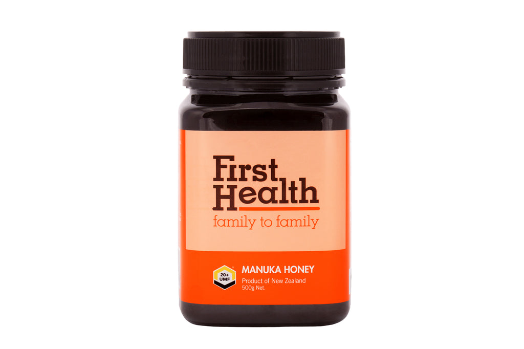 Manuka Honey UMF 20+ (500g)