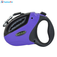 Big Dog Retractable Walking Leash 6 Colors to Choose From!