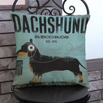 Vintage Cushion Covers! Pick Your Doggy! Half Price Super Sale!