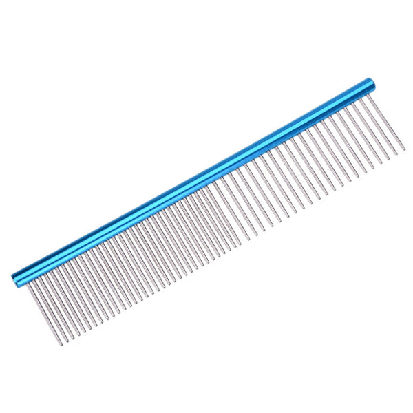 Stainless Steel Grooming Comb!