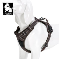 Reflective Nylon Harness for Large Dogs