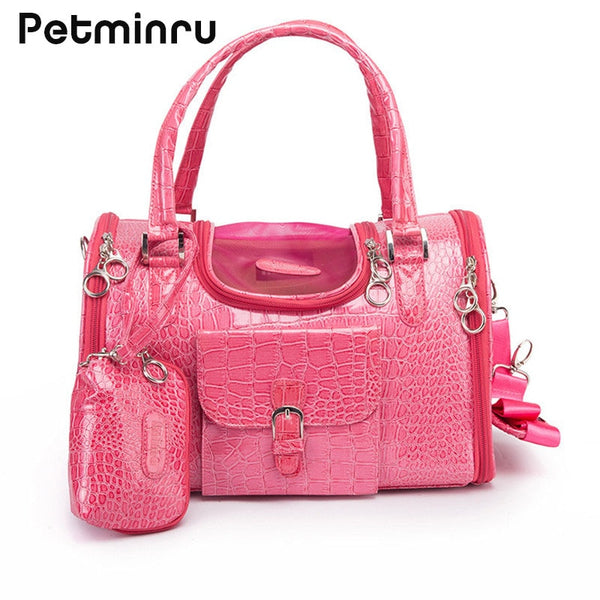 Mini Dog Style Statement Purse!