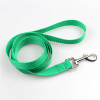 Nylon Leash in 5 Colors!  Different Lengths to Choose From!