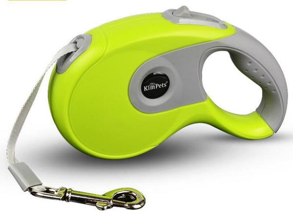 Retractable Walking Leash for Medium Sized Dogs