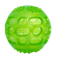 Pure Fun Rubber Ball and it Squeaks