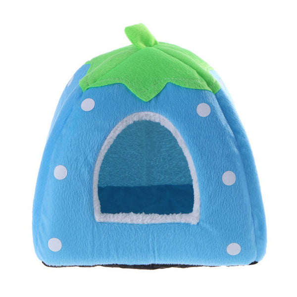 Plush Dog House 5 Colors to Choose From