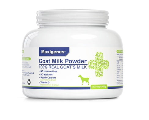 【包邮包税】Maxigenes美可卓Goat Milk Powder山羊奶粉  400g