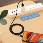 Magnetic Charge USB Cable+LED Display