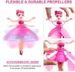Hand Operated, Flying Toys with Rechargeable Beautiful faery for kids Gifts