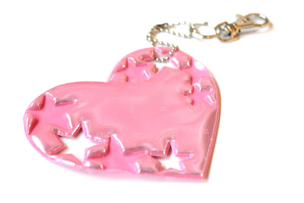 Jewellery Reflector, Pink Stars & Lovers