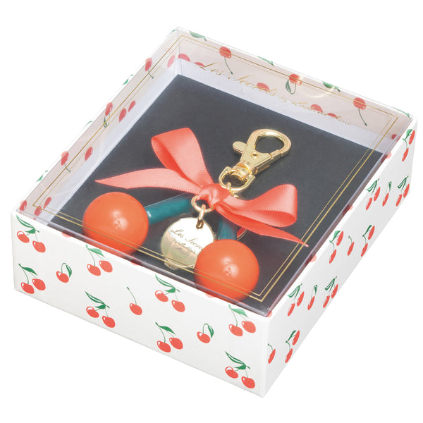 Ladurée Key Holder Cerise (Corail)