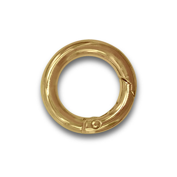 Handbag Ring Gold 2.9cm
