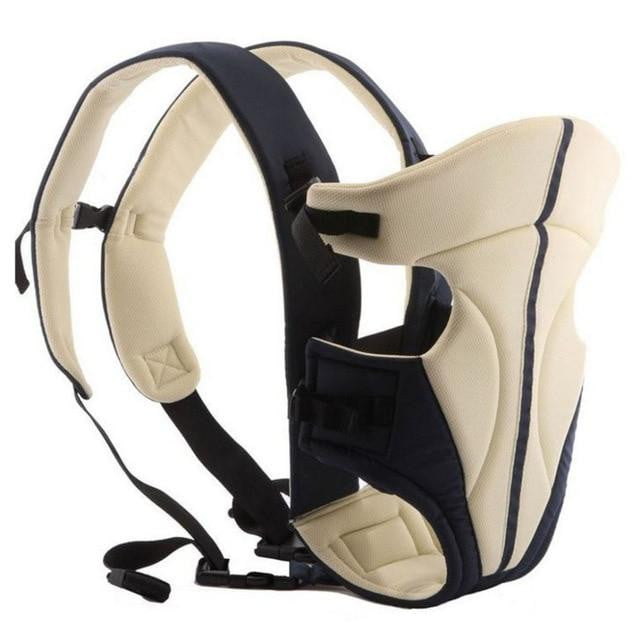 Beth Bear ergonomic Baby carrier Backpack Infant Breathable Multifunctional Front Facing Back Sling Pouch Wrap Baby Kangaroo - OurKids.Shop