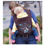 Hot brand baby carrier sling ergonomic baby carrier backpack multifunctional baby carrier front toddler carrier wrap BD75 - OurKids.Shop