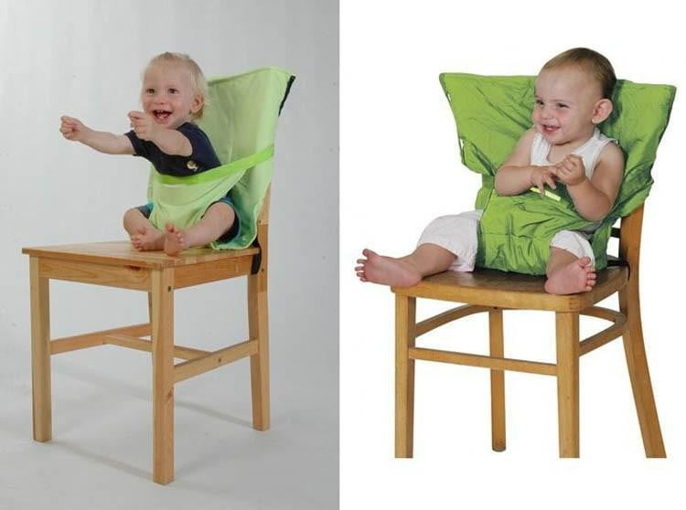 Baby Chair Portable Infant Seat Product Dining Lunch Chair/Seat Safety Belt Feeding High Chair Harness Baby chair seat - OurKids.Shop