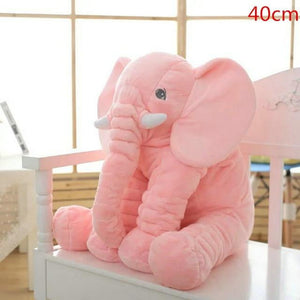 Elephant Pillow Plush Baby Toys Stuffed BOOKFONG 1PC 40/60cm - ourkids-shop