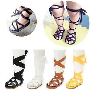 Kids baby girls sandals summer shoes Straps 2018 hot Kids shoes baby - OurKids.Shop