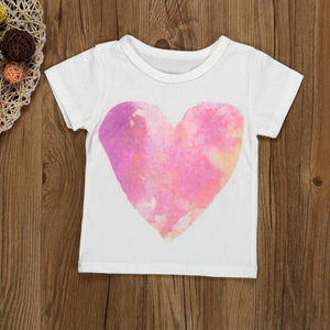 Mother and daughter t-shirt Family Match Clothes Mommy and Me Kids Clothes family matching shirts - OurKids.Shop