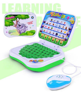 Reading Learning Machine English Early Multifunction Tablet Computer Toy Kid Educational Toys for children learning machine - ourkids-shop