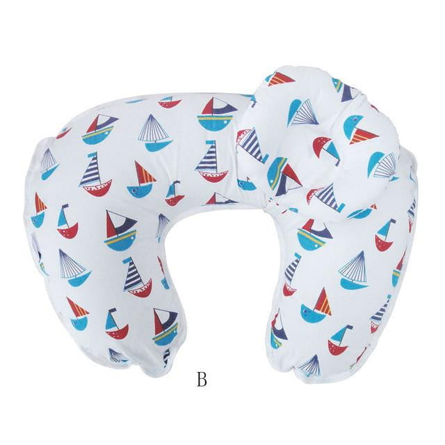 2Pcs Nursing Support Pillow Breastfeeding Pregnancy Maternity Pillow Cuddle Baby Mom Nursing - ourkids-shop